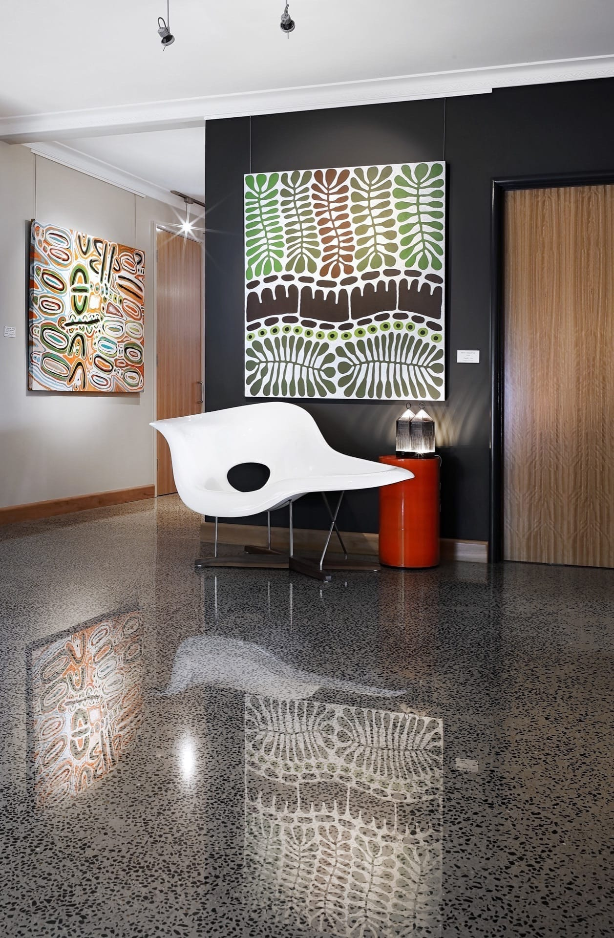 Concrete polishing for residential and commercial floors on the Sunshine Coast and Brisbane. - Honed & Polished Concrete